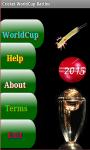 Cricket WorldCup Battles screenshot 2/4