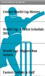 Cricket WorldCup Battles screenshot 3/4