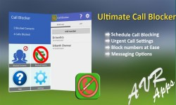Ultimate Call Blocker for Android screenshot 1/6