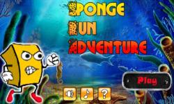 Sponge Run Adventure screenshot 1/3