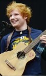 Ed Sheeran Live Wallpaper 2 screenshot 1/3