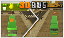 City Bus Driving Simulator 3D screenshot 1/5