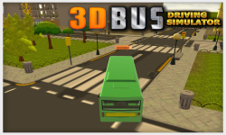 City Bus Driving Simulator 3D screenshot 2/5