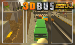 City Bus Driving Simulator 3D screenshot 3/5