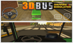 City Bus Driving Simulator 3D screenshot 4/5
