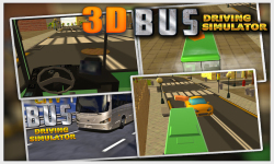City Bus Driving Simulator 3D screenshot 5/5