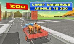 Transport Truck: Zoo Animals screenshot 3/4