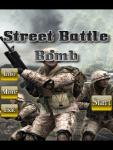 Street Battle Bomb screenshot 1/3