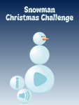 Snowman: Christmas Challenge screenshot 1/4