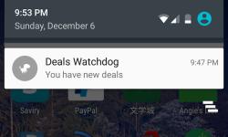 Deals Watchdog screenshot 1/4