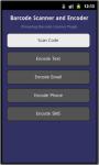 Bar coder Lite screenshot 1/3