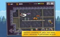 Devious Dungeon 2 original screenshot 1/5