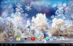Snowfall Live Wallpaper excess screenshot 2/6