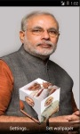 Narendra Modi 3D live Wallpaper For Android Mobile screenshot 1/4