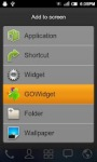 GO Switch Widget screenshot 5/6