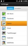 GO Switch Widget screenshot 6/6