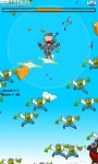 Super Ninja Skydiving Plus Zombies Free screenshot 3/4