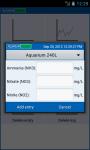 Aquarium Logger screenshot 4/4