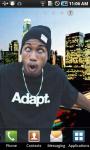 Hopsin Live Wallpaper screenshot 1/3