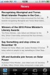Australian Labor Party News screenshot 1/1
