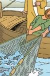 Bible comic book - Parables and miracles screenshot 1/1
