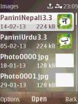 Panini Keypad Nepali screenshot 2/3