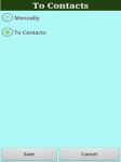 SMS Forwarder Lite screenshot 4/6