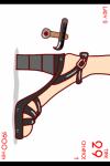 Flattening High Heels screenshot 2/2