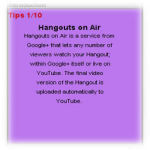 Hangouts Tips screenshot 4/4