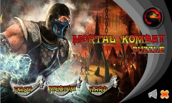 Mortal Kombat Puzzle-sda screenshot 1/5