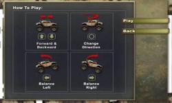 Armored Car Racing screenshot 1/4