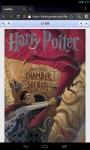 Harry Potter Books Lite screenshot 6/6