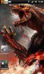 Godzilla Live Wallpaper 2 screenshot 1/4