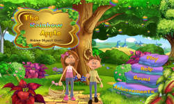 Free Hidden Object Game - The Rainbow Apple screenshot 1/4
