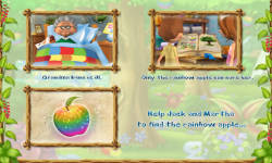 Free Hidden Object Game - The Rainbow Apple screenshot 2/4