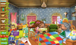 Free Hidden Object Game - The Rainbow Apple screenshot 3/4