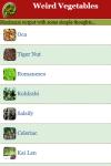 Weird Vegetables screenshot 2/3