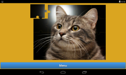 Kitten Cat Jigsaw Puzzle Game screenshot 6/6
