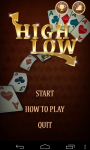 High and Low screenshot 2/5