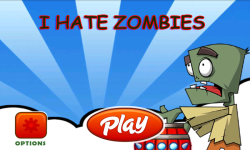 I Hate Zombie screenshot 1/6