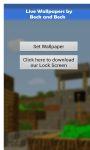 ZombiePeak Minecraft Wallpaper screenshot 1/4