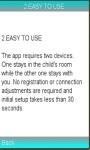 Baby Monitor 3G Usage screenshot 2/2