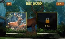 Deer Hunter - A Real 3D Stag Hunting Game screenshot 2/6