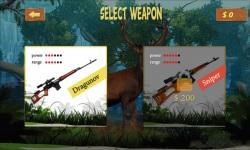 Deer Hunter - A Real 3D Stag Hunting Game screenshot 3/6