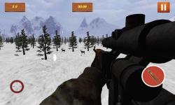 Deer Hunter - A Real 3D Stag Hunting Game screenshot 5/6
