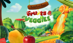 Preschool Real Fruit And Veggie screenshot 1/5
