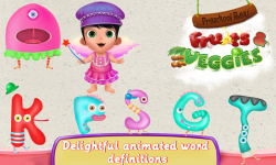 Preschool Real Fruit And Veggie screenshot 3/5