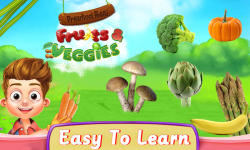 Preschool Real Fruit And Veggie screenshot 5/5