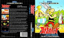Asterix and the Great Rescue screenshot 1/4