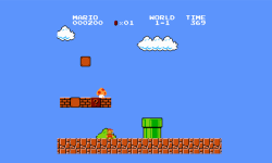 Super Mario Bros Classic screenshot 2/6